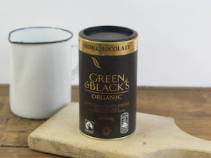 Green and Black's Organic Hot Chocolate 300g – Fairtrade