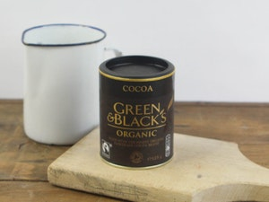 Green and Blacks Organic Cocoa, 125g – Fairtrade