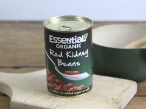 Organic Red Kidney Beans, 400g. Tinned