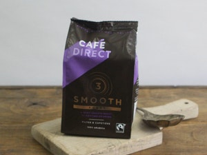 Café Direct Smoooth Roast Filter Coffee 227g – Fairtrade