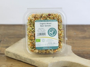 Mixed Bean Sprouts, Organic, 227g
