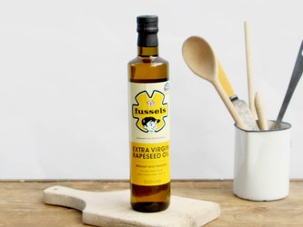 Extra Virgin  Fussels Cold Pressed Rapeseed Oil  500ml