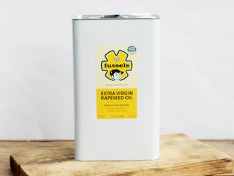 Extra Virgin  5 Litre Fussels Rapeseed Oil