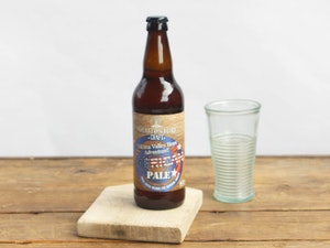 Glastonbury Ales American Pale, 4.2%abv, 500ml