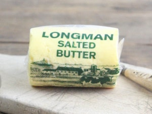 Farmhouse  Butter 250g. Salted, Longmans