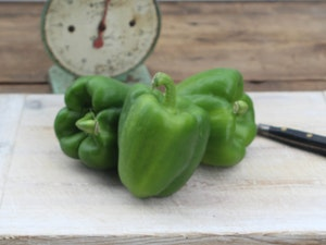 Green Pepper, each
