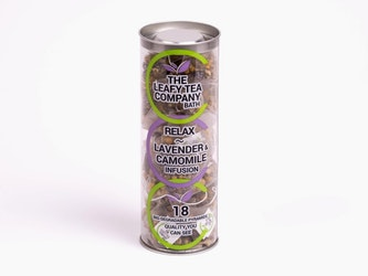 Lavender and Camomile Infusion, 18 Biodegradable Tea Bags