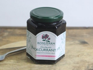 Blackcurrant Jam, 340g