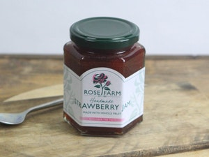 Soft Set High Fruit  Strawberry Jam, 340g