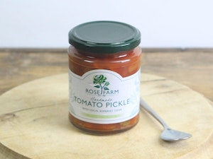 Tomato and Somerset Cider Pickle 310g.