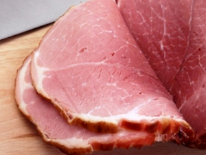 Sliced Cooked Ham, 250g approx