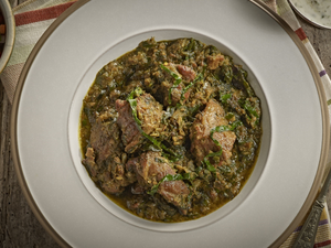 Lamb and Spinach Curry, 375g