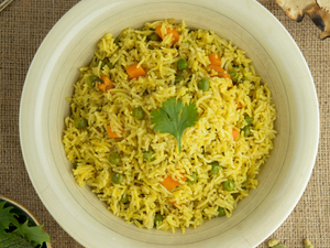 Gujarati Vegetable Rice, 300g