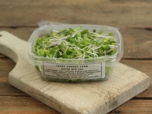 Naturally Grown Asian Mix microgreens 30g