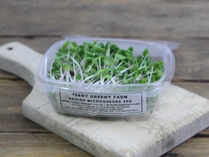 Naturally Grown Radish Micro-greens 40g