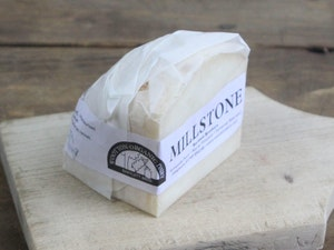 Millstone Organic unpasteurised hard ewes cheese, 250g.