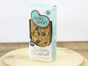 Crispbread, Seeds and Black Pepper Chickpea, 110g