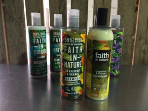 Faith in Nature Conditioner, Grapefruit and Orange, 400ml