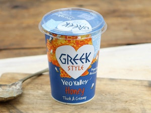 Organic Honey/Greek Style Yoghurt 450g.