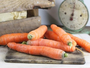 Carrots, washed, 1kg
