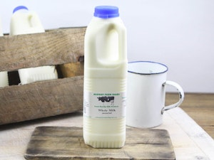 Blue Top Somerset Whole Milk, 1lt