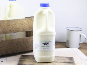 Blue Top 2 lt Somerset Whole Milk