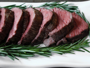 Organic Whole Fillet of Beef, 1.5kg to 2kg (Only available for delivery with Xmas order)