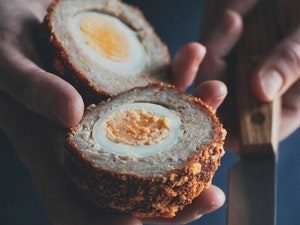 Scotch Egg, Bacon and Maple, 150g, each