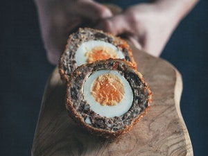 Scotch Egg, Black Pudding, 150g, each