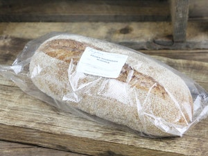 Sourdough Bloomer, Brown Sliced, 500g (Small)