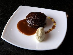 Sticky Toffee Pudding and Toffee Sauce