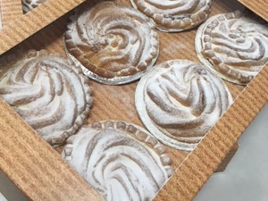 Mince Pies, Viennese, Box of 6