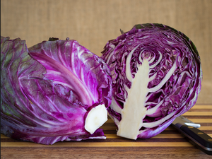 Cabbage, Red, Local, each