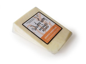 Monks Ford, Goats Cheddar, 200g