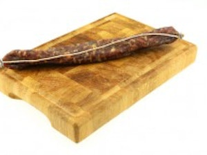 Sliced Black Pepper and Garlic Salami, 60g