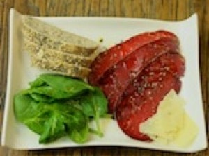 Sliced Bresola Somerset Beef, 60g