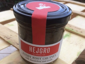 Dandy Root Chutney, with dandelion and nettle, 150g