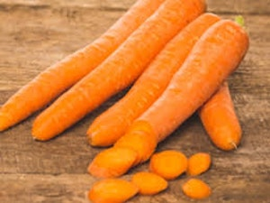 Carrots, Organic washed, 1kg