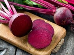 Beetroot, Organic Red, 500g