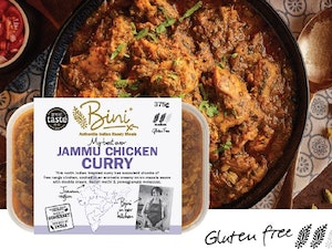 Jammu Chicken Curry, 375g