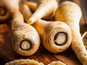 Parsnip, Organic (dirty), 750g