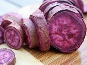 Sweet Potatoes, Organic Purple, 500g