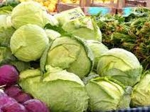 Cabbage, Organic White, each
