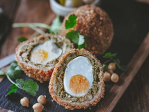 Scotch Egg, Falafel, 150g, each