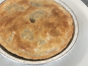 Gluten Free Chicken and Leek Pie, 280g, each