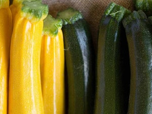 Courgettes, Mixed, 400g