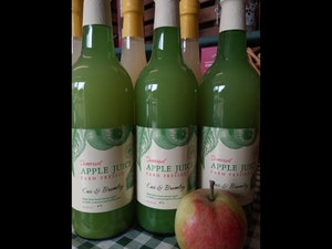 Apple Juice, Cox and Bramley, 750ml