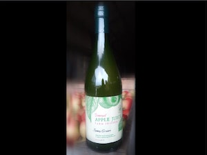 Apple Juice, James Grieve, 750ml