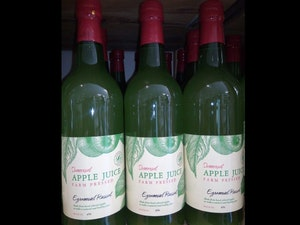 Apple Juice, Egremont Russet, 750ml