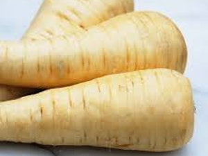 Parsnips, Organic Washed, 500g